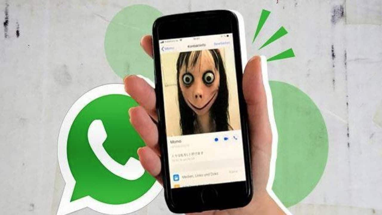 The Teacher Isnt Following My Childs >> The Momo Challenge Isn T A Viral Danger To Children Online But It
